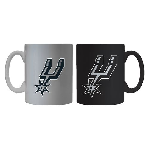 Boelter Brands San Antonio Spurs Home and Away Mug Set