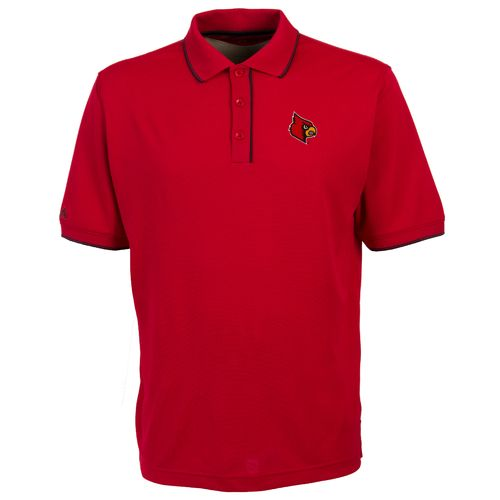 Antigua Men's University of Louisville Elite Polo Shirt