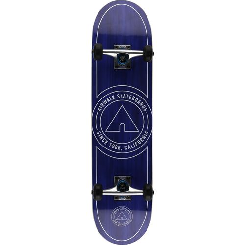 Airwalk Undone Series Logo Stamp 31' Skateboard