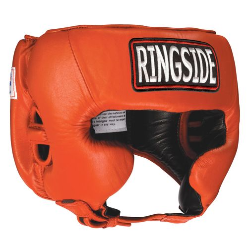 Ringside Adults' Competition Boxing Headgear with Cheeks - view number 1