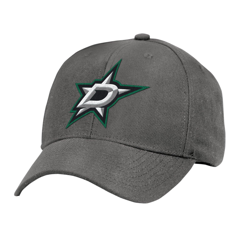 NHL Men's Dallas Stars Structured Adjustable Cap
