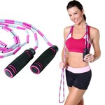 Tone Fitness Beaded Jump Rope - view number 2