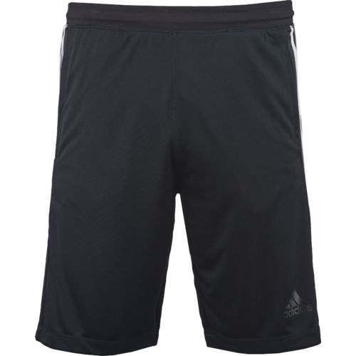 adidas Men's Designed 2 Move 3-Stripes Short