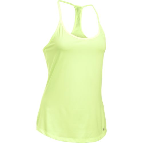 Under Armour Women's Fly By Racerback Tank Top - view number 1