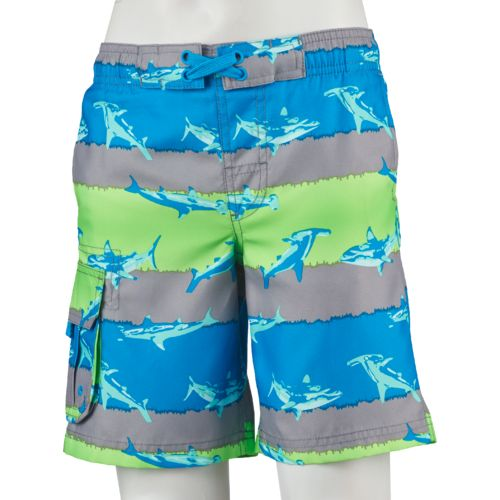 O'Rageous Boys' Jaws Boardshort