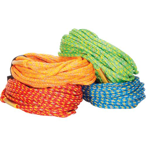 Towable Ropes, Air Pumps, + Accessories