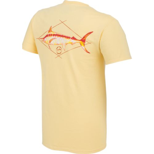 Magellan Outdoors Men's Tie Dye Marlin Short T-shirt