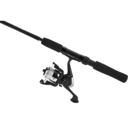 Shakespeare® Travel Mate® 6'6' M Spinning Rod and Convertible Reel Combo