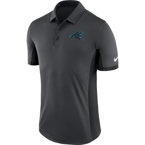 Nike Men's Carolina Panthers Evergreen Polo Shirt