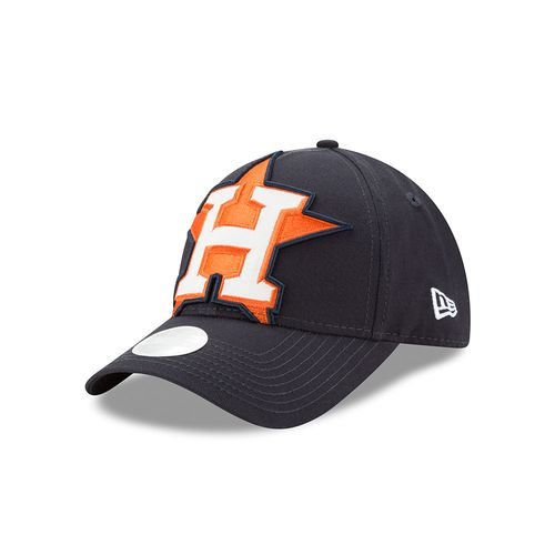 New Era Women's Houston Astros 9FORTY Glitter Glam Cap