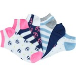 BCG Women's Anchors Fashion Socks - view number 3