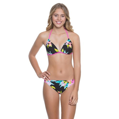 O'Rageous Juniors' Paradiso Molded Bra Swim Top - view number 1