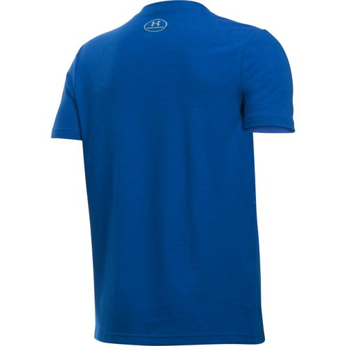 Under Armour Boys' Go Out Swinging Short Sleeve T-shirt - view number 2