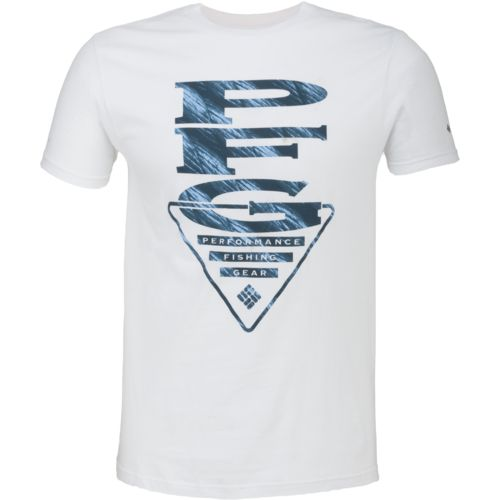 Columbia Sportswear™ Men's PFG Graphic Crew Neck T-shirt