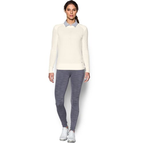 Under Armour Women's Crew Golf Sweater