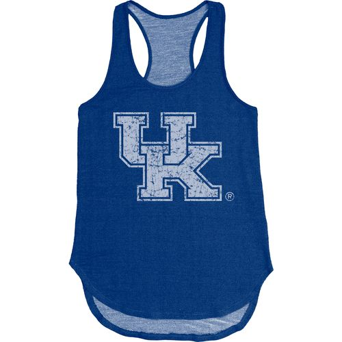 Blue 84 Women's University of Kentucky Nala Premium Terry Tank Top