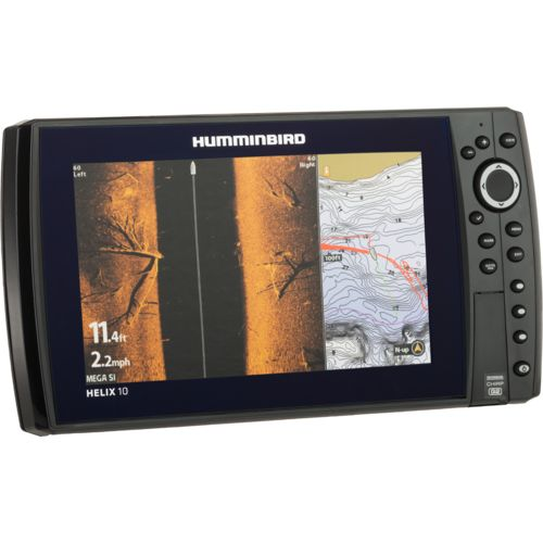 Display product reviews for Humminbird Helix 10 CHIRP MEGA SI Sonar/GPS G2N Chartplotter