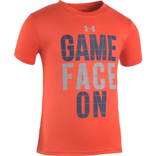 Under Armour Boys' Game Face On Short Sleeve T-shirt