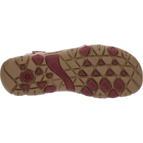 Merrell Women's Sandspur Rose Leather Sandals - view number 5