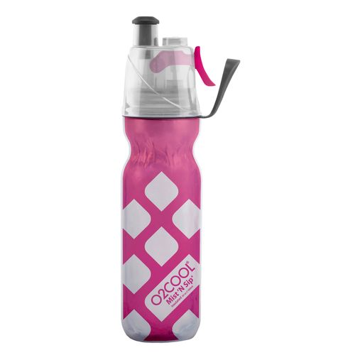 O2 COOL ArcticSqueeze Insulated Mist 'N Sip 20 oz Bottle