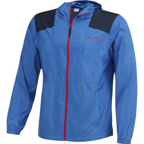 Columbia Sportswear Men's Flashback Windbreaker Jacket - view number 3