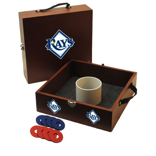 Wild Sports Tampa Bay Rays Washer Toss Game