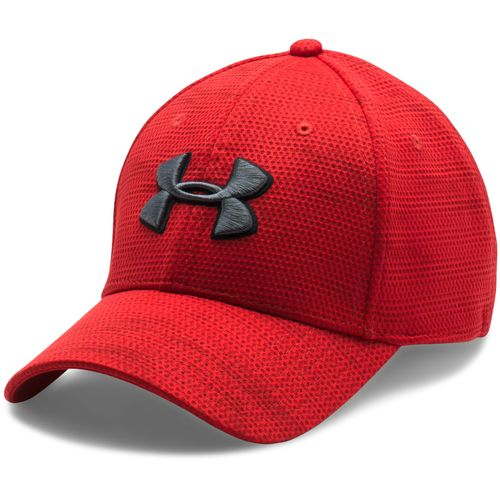 Under Armour Men's Print Blitzing Stretch Fit Cap
