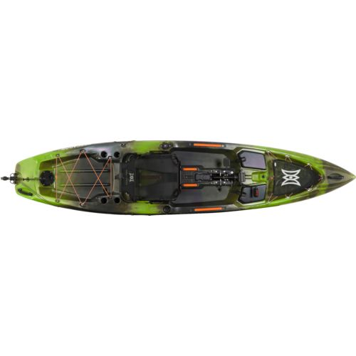Perception Pescador Pilot 12' Sit-on-Top Pedal Kayak - view number 3