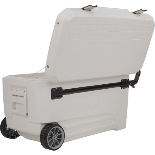 Igloo Glide™ 110-qt.  Marine Wheeled Cooler - view number 5
