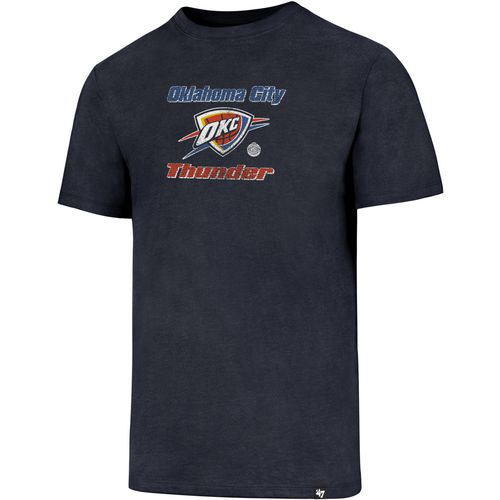 '47 Oklahoma City Thunder Knockaround Club Brick T-shirt