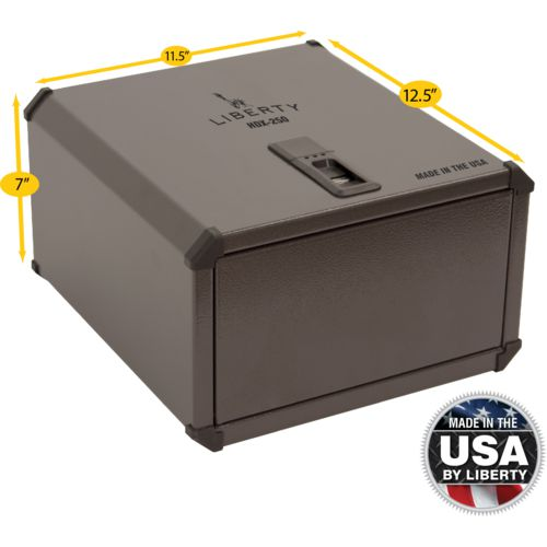 Display product reviews for Liberty Safe HDX-250 Biometric Smart Handgun Vault