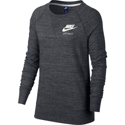Nike Women's Sportswear Crew Neck Long Sleeve Top