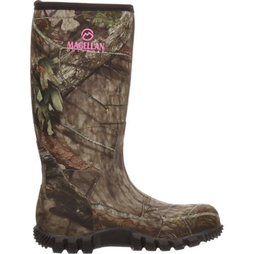 Display product reviews for Magellan Outdoors Women's Field Boot III Hunting Boots