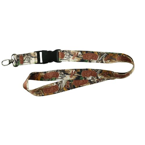 Cheap Pro Specialties Group San Antonio Spurs Realtree Lanyard