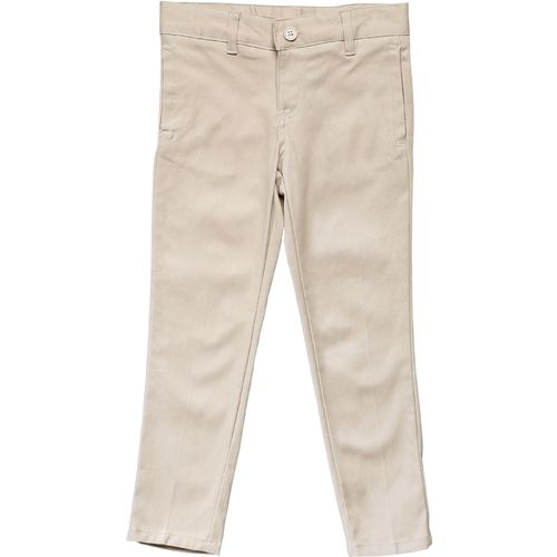 French Toast Girls' Skinny Stretch Twill Uniform Pant - view number 1