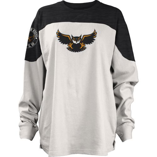 Three Squared Juniors' Kennesaw State University Cannondale Long Sleeve T-shirt