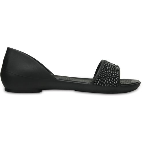 Crocs Women's Lina Embellished D'Orsay Flats - view number 1
