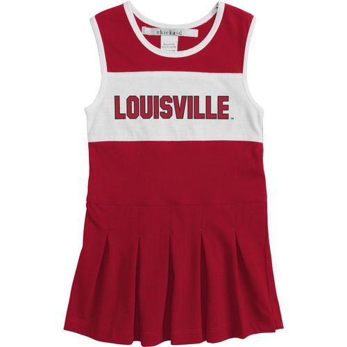 Chicka-d Girls' University of Louisville Cheerleader Dress