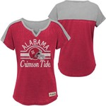 Gen2 Girls' University of Alabama Tribute Football T-shirt - view number 3