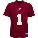 Gen2 Boys' University of Alabama Football Jersey Performance T-shirt - view number 1