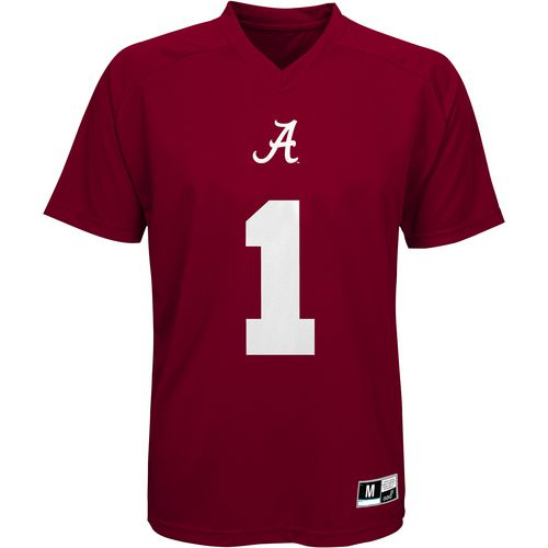 Gen2 Boys' University of Alabama Football Jersey Performance T-shirt