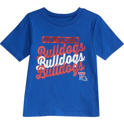 Gen2 Toddlers' Louisiana Tech University Watermarked T-shirt