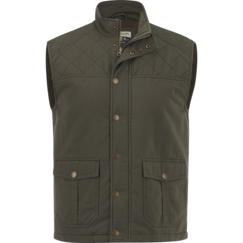 Magellan Outdoors Men's Adventure Gear Hickory Canyon Mock Neck Vest
