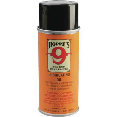 Hoppe's 4 oz. Aerosol Lubricating Oil - view number 1