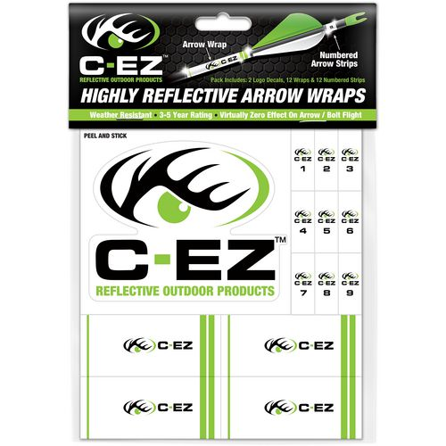 C-EZ Reflective Outdoor Products Reflective Arrow Wraps