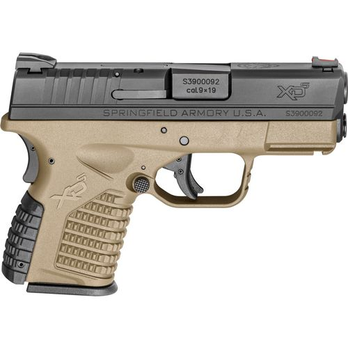 Springfield Armory XD-S Single Stack 9mm Luger Pistol