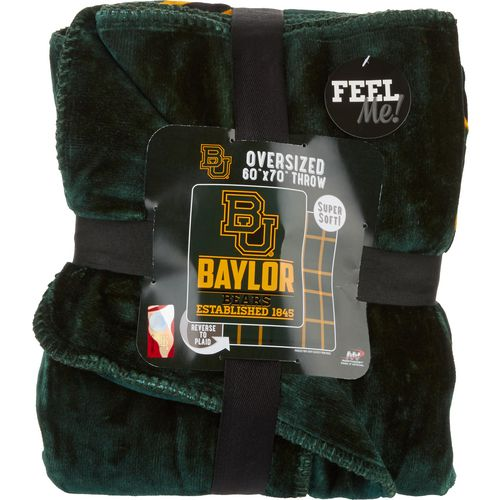 The Northwest Company Baylor University 60 in x 70 in Cloud Throw Blanket