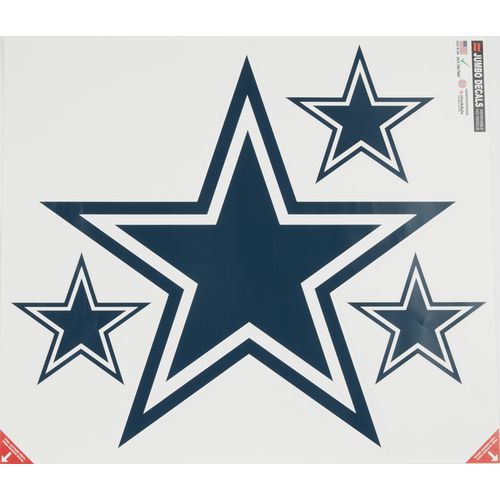 Stockdale Dallas Cowboys Jumbo All-Surface Decal