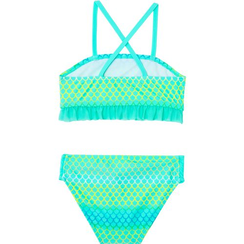 O'Rageous Girls' Mermaid Beauty 2-Piece Bikini - view number 2