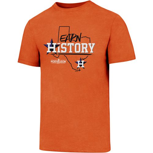 '47 Men's Astros Earn History Regional Club T-Shirt